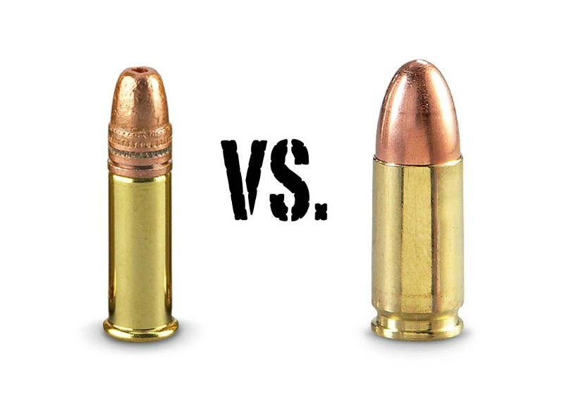 9mm vs. .22LR – Which is better?